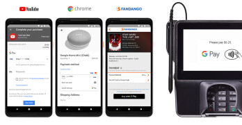 Google and other popular apps already feature the new Google Pay brand