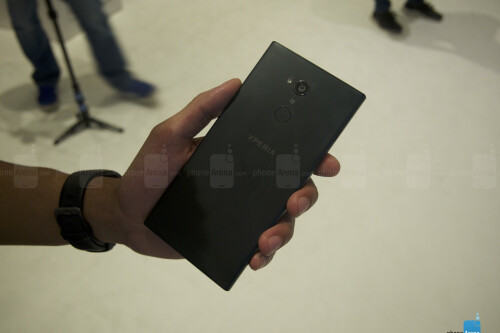 Sony Xperia XA2 Ultra hands-on