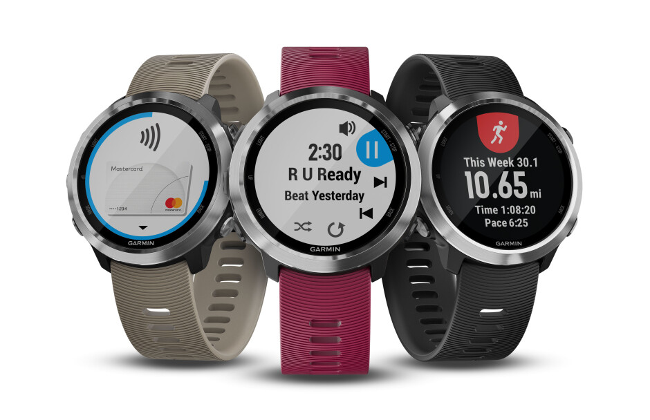 Garmin's latest Forerunner 645 Music smartwatch can store up to 500 songs