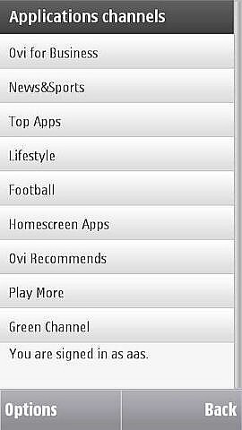 Ovi Store upgraded and new mobile client made available for S60 3rd and 5th editions
