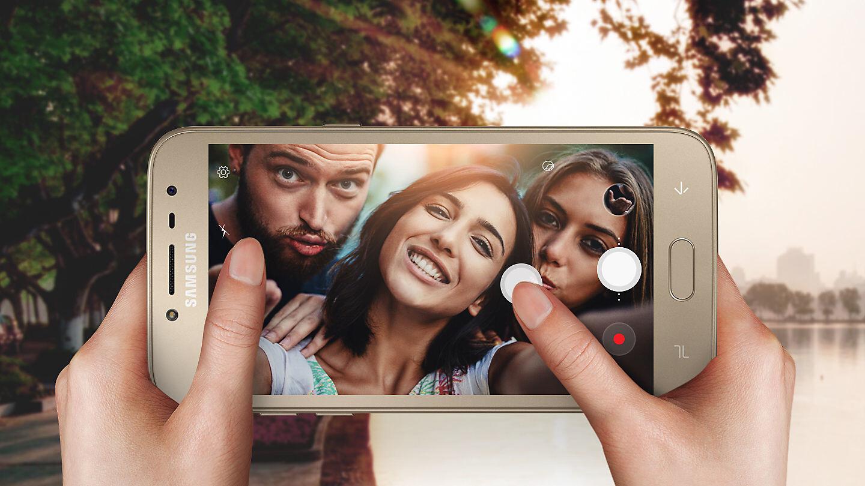 Samsung J2 Pro Oreo Update