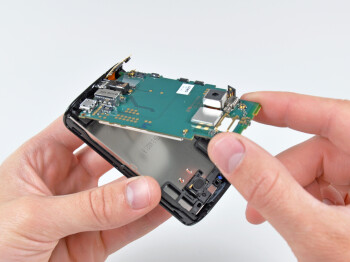 Here's what's inside the Sony Ericsson Xperia X10 mini