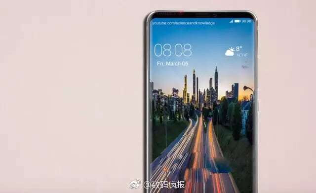 Renders of the alleged Huawei P20 pop up (and are fake)