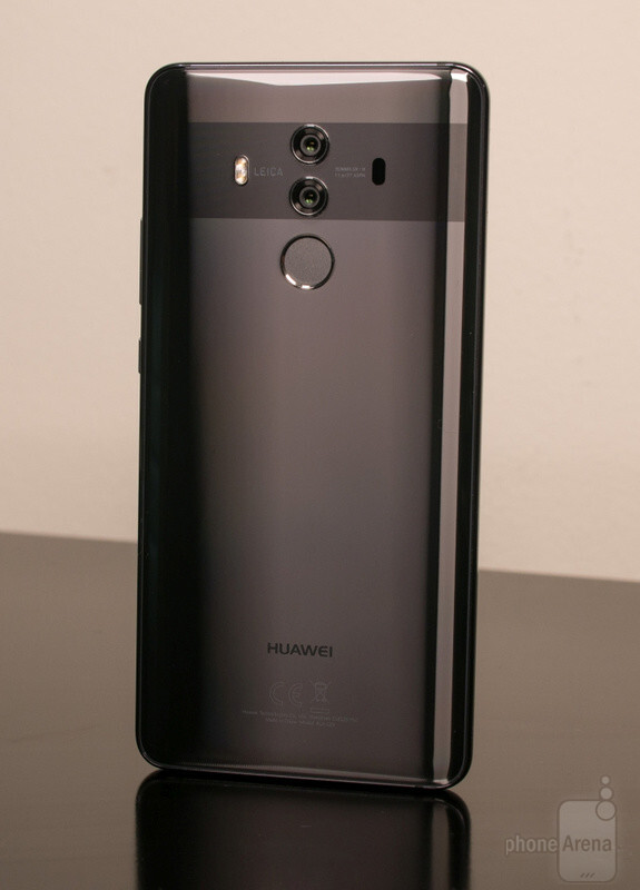 The Huawei Mate 10 Pro in Titanium Grey - Huawei Mate 10 Pro officially launching in the US for $799