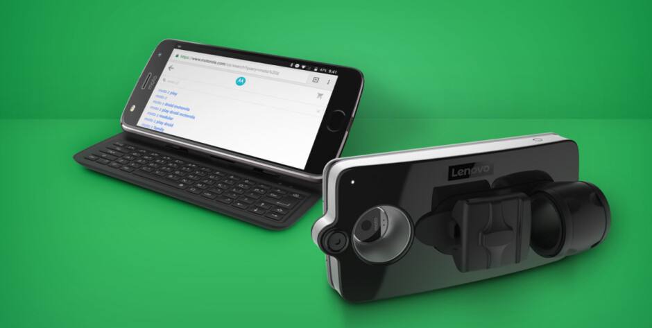 Motorola intros two new Moto Mods, including a QWERTY keyboard