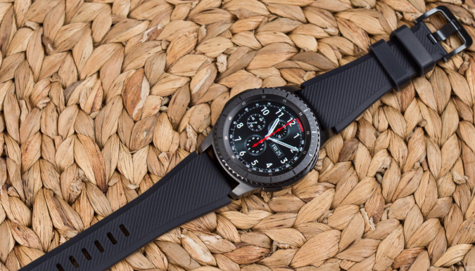 Verizon rolls out major update for Samsung Gear S3 classic and frontier