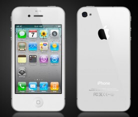 White iPhone 4 should be ready for shipment in second half of July