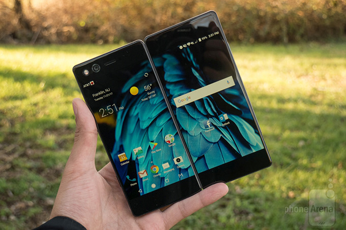 ZTE will continue to experiment with foldable smartphones, refine the concept