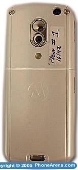 Motorola E790 - iTunes phone gets FCC approval!