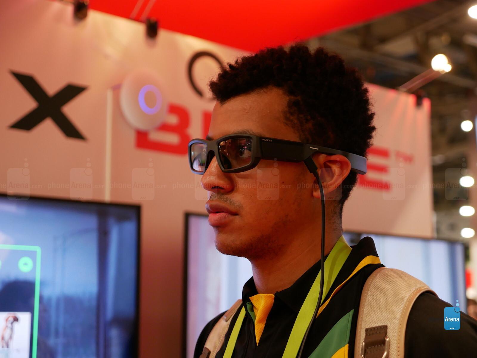 Vuzix Launches Alexa-Enabled Digital Glasses
