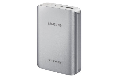Samsung 10,200mAh portable charger with fast charging