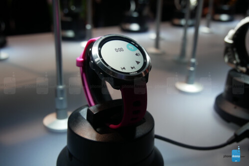 Garmin Forerunner 645 Music hands-on