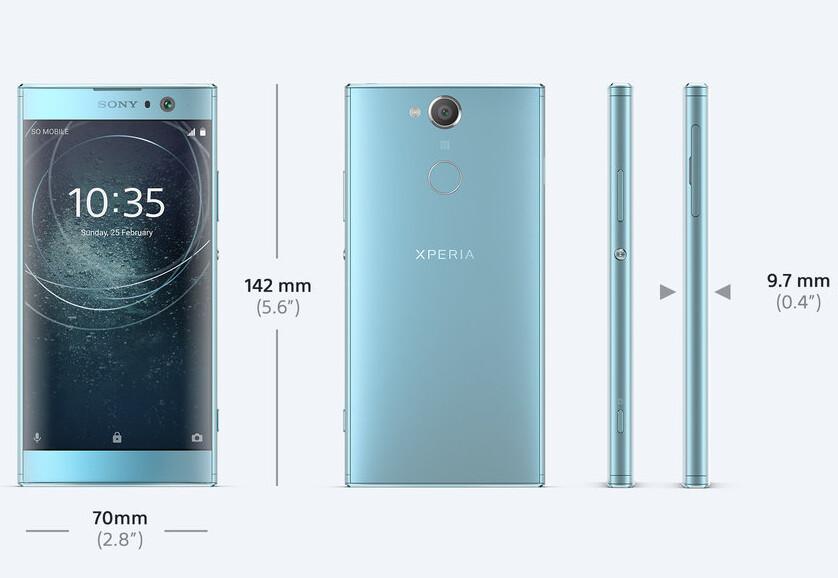 Phonearena Sony Xperia Xa1 Ultra Vs Iphone Se
