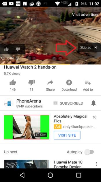 Aktuelle Version von YouTube für Android-App bietet Code für ein dunkles Thema und mehr