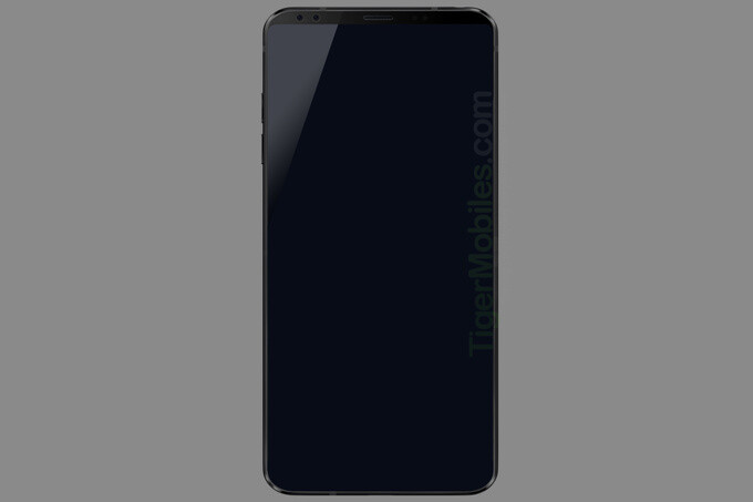 """Nope, this isn't the LG G7 - That recent """"LG G7 render"""" is a fake, and here's why"""