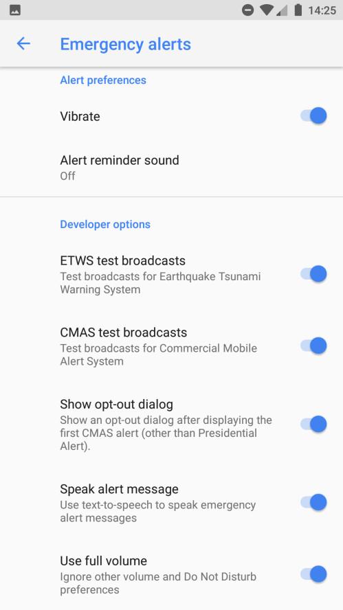 Juke the Nuke: So stellen Sie sicher, Notfall Sendungen & AMBER Warnungen auf Ihrem iOS / Android-Telefon sind