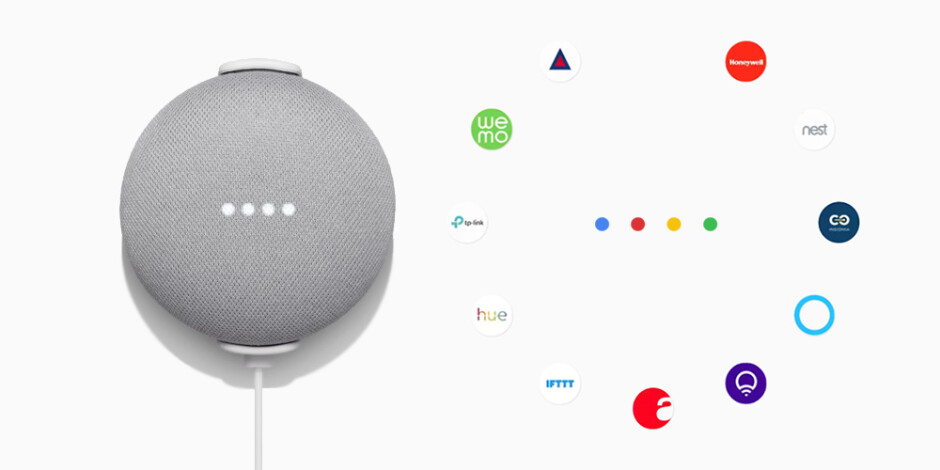 Google releases an official $15 Home Mini wall mount