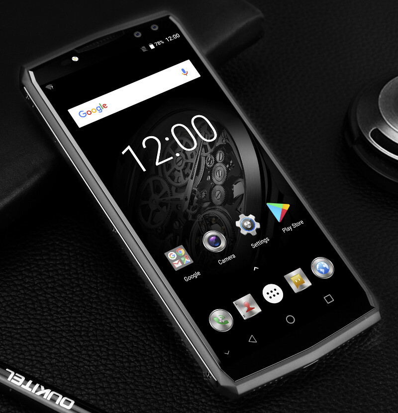 The Oukitel K10 has battery for days... literally