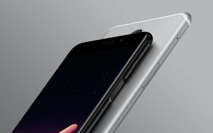 """Meizu M6S redefines """"affordable"""": 18:9 display, Samsung hardware, and a notch on the side"""