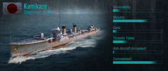 Free MMO World of Warships Blitz now available worldwide