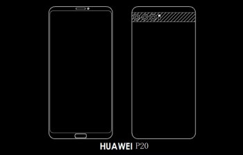Could Huawei's next phone look like this?