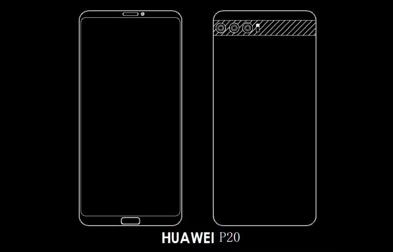 Could Huawei's next phone look like this? - Top smartphones we expect seeing at MWC 2018 (Galaxy S9 included)