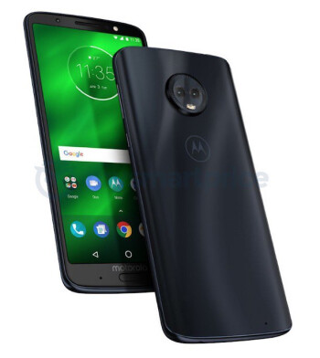 Moto G6, G6 Plus and G6 Play new leak leaves nothing to ...