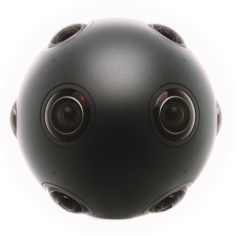 Nokia OZO camera - Is this even possible? Nokia smartphone with penta-lens camera in the works