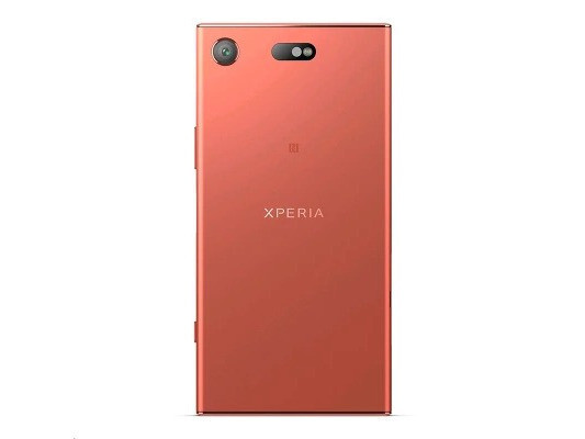 Sony Xperia XZ1 Compact in Twilight Pink - Valentine's Day 2018 tech gift guide: here's what to get for your significant other