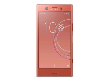 Sony Xperia XZ1 Compact in Twilight Pink