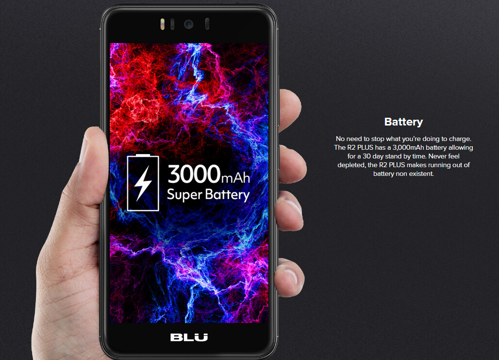 Blu R2 Plus Price And Features