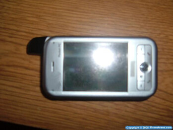 Preview of the HTC Apache (or PPC-6700)