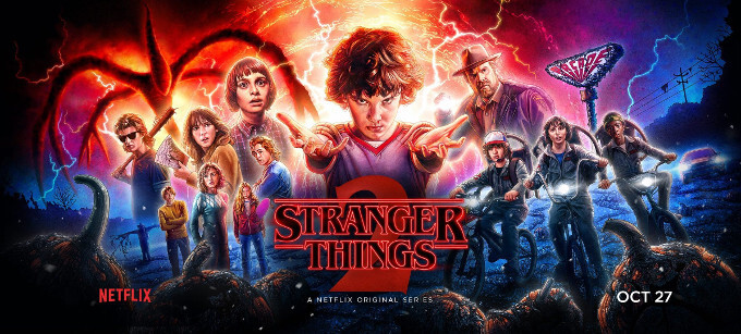 One of the most popular Netflix originals - Stranger Things - Bigger than you think: Netflix worth over $100 billion