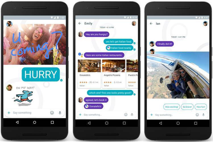Allo is a quality app, but Google isn't giving it a real chance