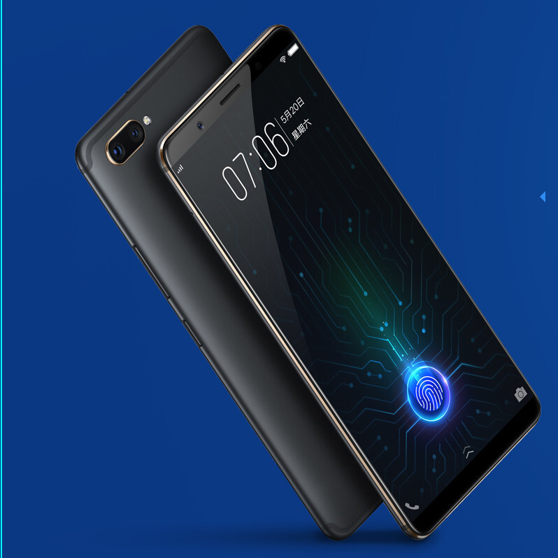 The first phone with in-display finger scanner, Vivo X20 Plus UD, gets a price and release date