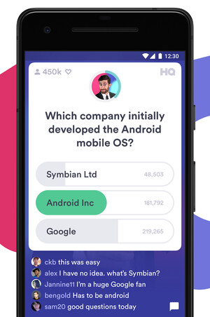 One question, three possible answers, 10 seconds to pick. - HQ Trivia: how to play, how to win, and how to make real money