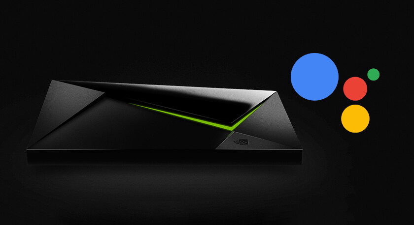 Google Assistant learns new tricks on the Nvidia SHIELD