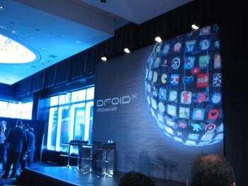 Motorola DROID X unveiling event - DROID does neXt