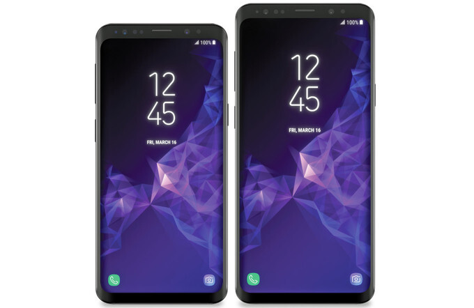 Leaked Samsung Galaxy S9 and S9+ renders - Samsung Galaxy S9 and S9+ rumor review: Specs, design, features, price and release date