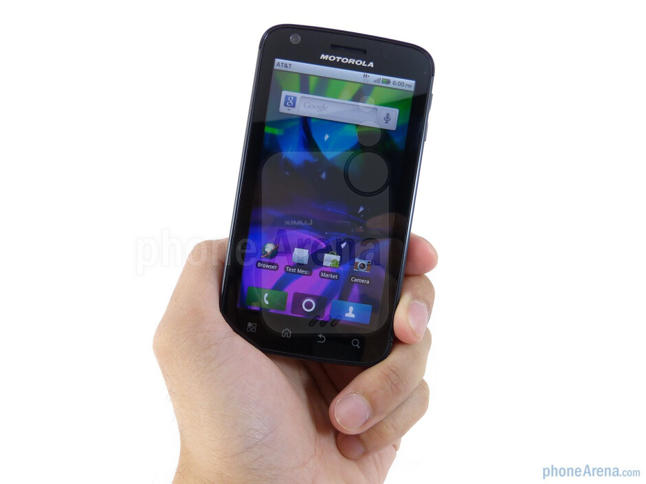 AT&T's first high-end Android offering was the Motorola ATRIX 4G. - Remembering the Motorola ATRIX 4G, the phone that was too ahead of its time