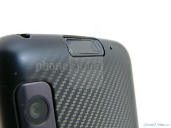 It was one of the few devices to boast a fingerprint sensor.
