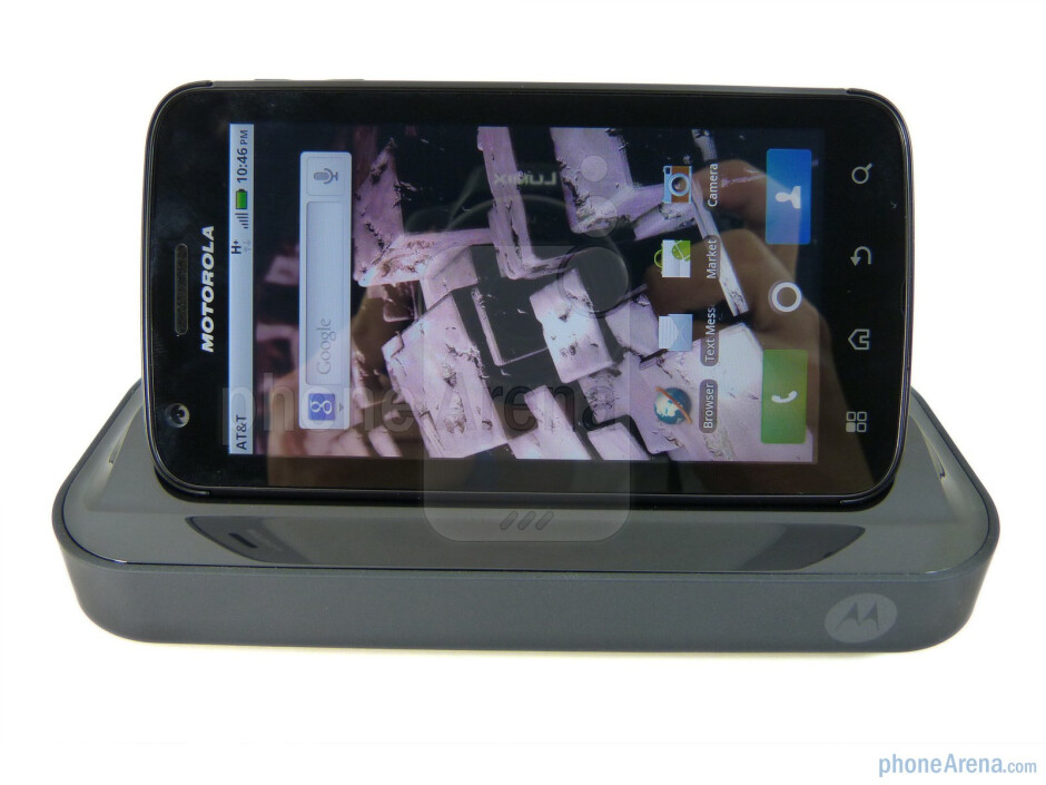 The multimedia and laptop docks extended the functionality of the ATRIX 4G. - Remembering the Motorola ATRIX 4G, the phone that was too ahead of its time