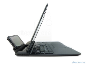 The multimedia and laptop docks extended the functionality of the ATRIX 4G.