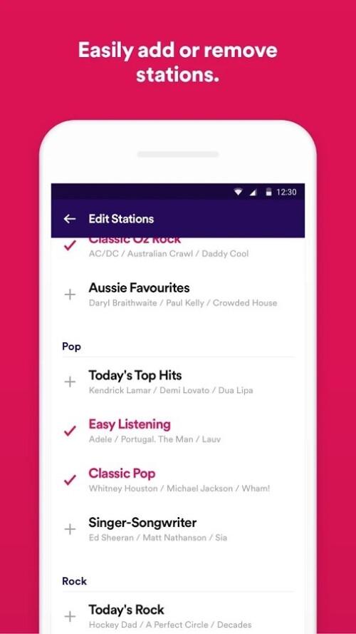 Zero Tapping, Playlist Scrolling - lernen Sie die neue kostenlose Spotify Stations App