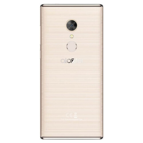 Alcatel 5 in Black and Gold