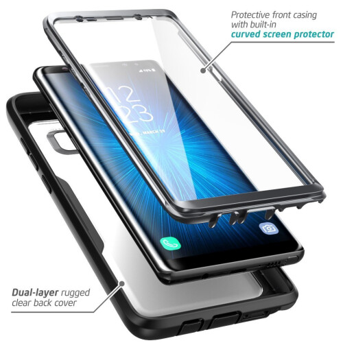 i-Blason Magma Clear Case for Galaxy Note 8