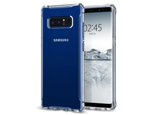 Spigen Rugged Crystal case for Galaxy Note 8