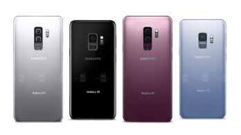 See the Galaxy S9 and S9+ in all colors that will be available at launch