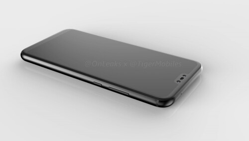 Huawei P20 Lite image renders