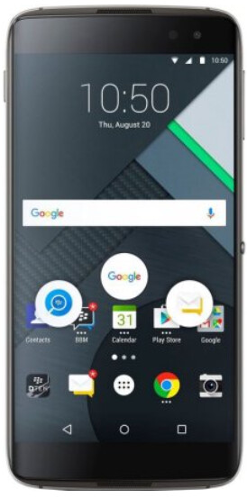 The DTEK60 is receiving the February Android security patch